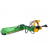 BCRS super heavy duty ditch bank mower