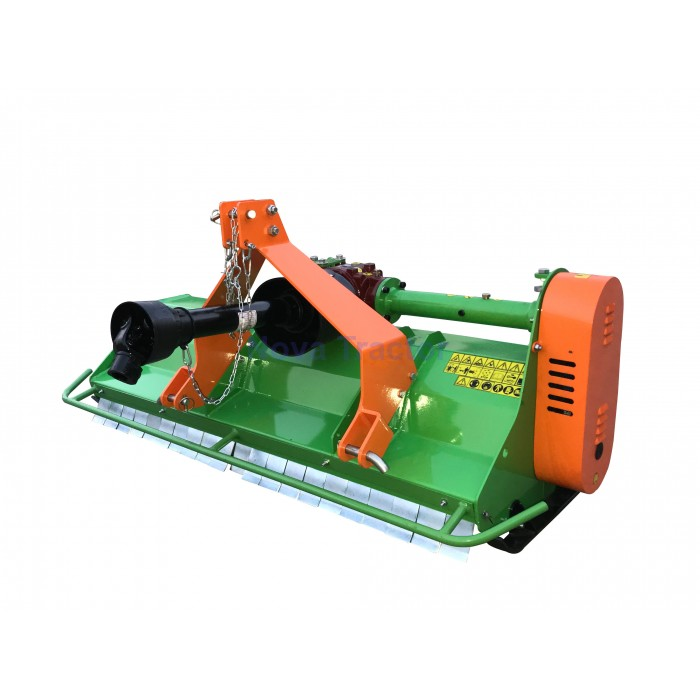 Nova Tractor MD middle duty flail mower series