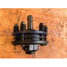 PTO friction clutch torque limiter