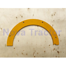 Item 42. BX52 wood chipper output chute plate 2
