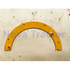 Item 41. BX52 wood chipper output chute plate 1