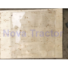 Item 4. BX72R wood chipper rubber plate