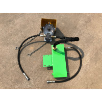 BX72/102 hydraulic oil tank kit